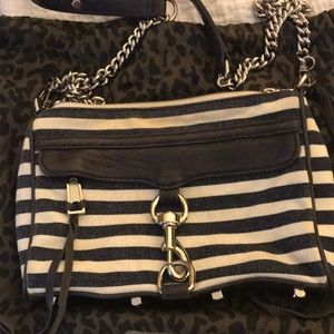 Rebecca Minkoff Canvas Mini MAC